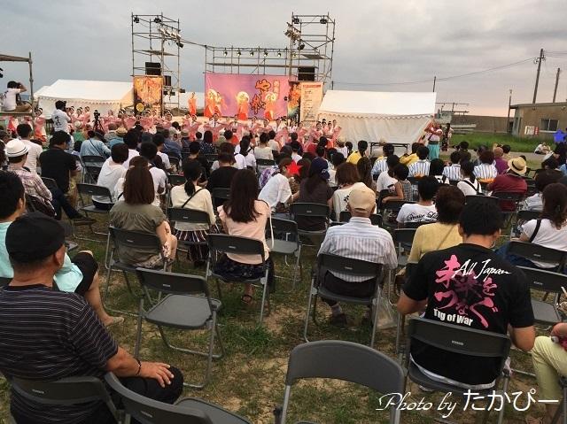 西能登 やっちゃ祭り (1)