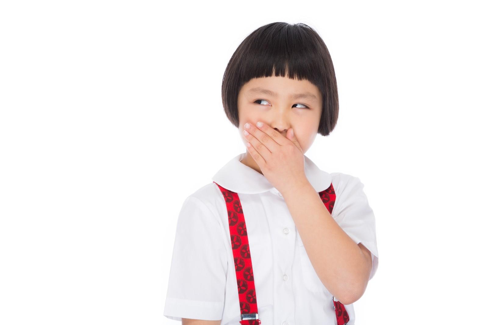 1日1食と口臭との関係
