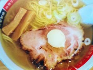 地鶏ラーメン たつ屋@水戸
