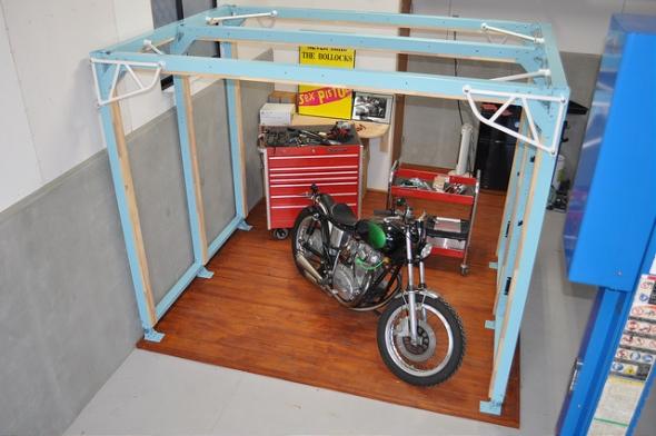 ハウスインナー® オートバイ tx650