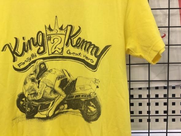 ヨンパチTシャツ ケニー