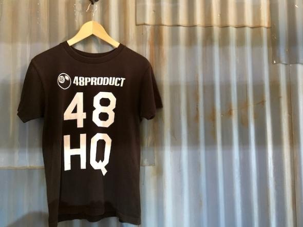 ヨンパチTシャツ 48HQ