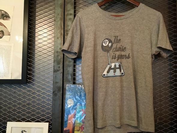 ヨンパチTシャツ チョイス