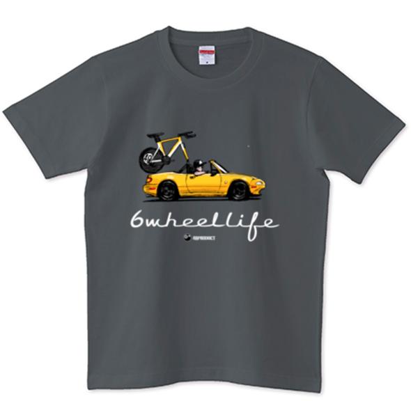 ロードスター Tシャツ