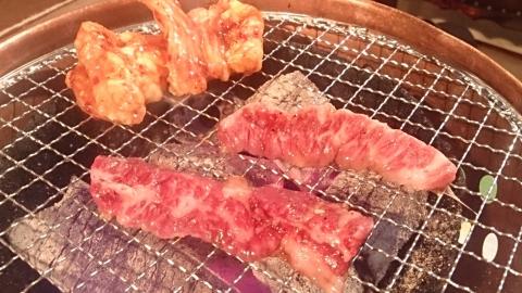 焼き肉がいっぱい食べたい