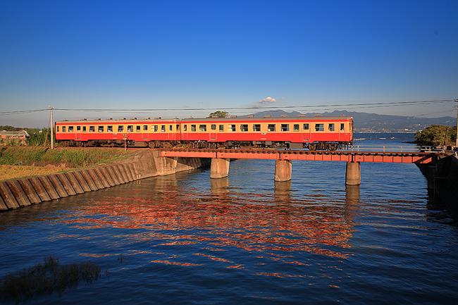 島原鉄道のキハ20