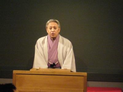 17年10月15日松原の会 枝鶴らくだ1