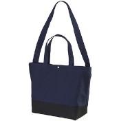 帆布製綿キャンパスコットンスイッチングトートバッグ