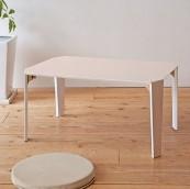 リンネルテーブル/折りたたみローテーブル