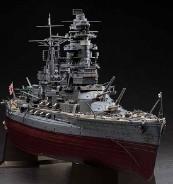 1/350 日本海軍戦艦 長門 レイテ沖海戦