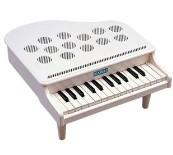 河合楽器製作所 ミニピアノ P-25(白)