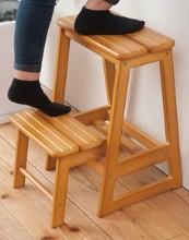 木製踏み台