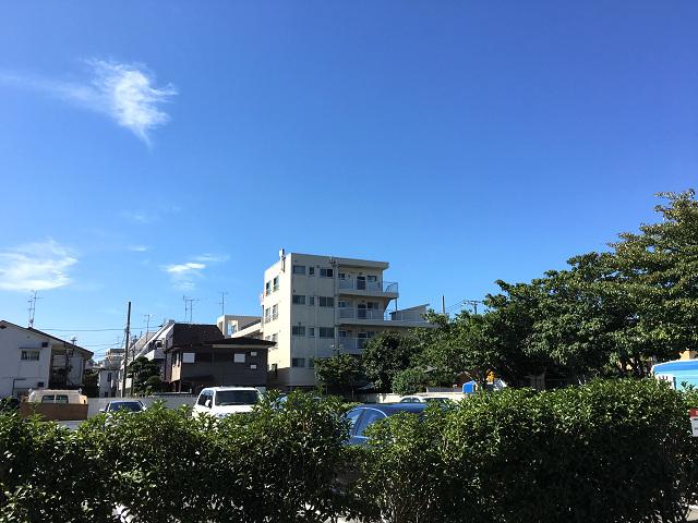 快晴の東京1@2017年9月20日 by占いとか魔術とか所蔵画像