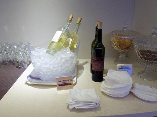 上海ラウンジワイン