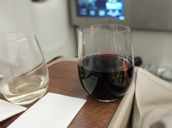 TK夕食ワイン