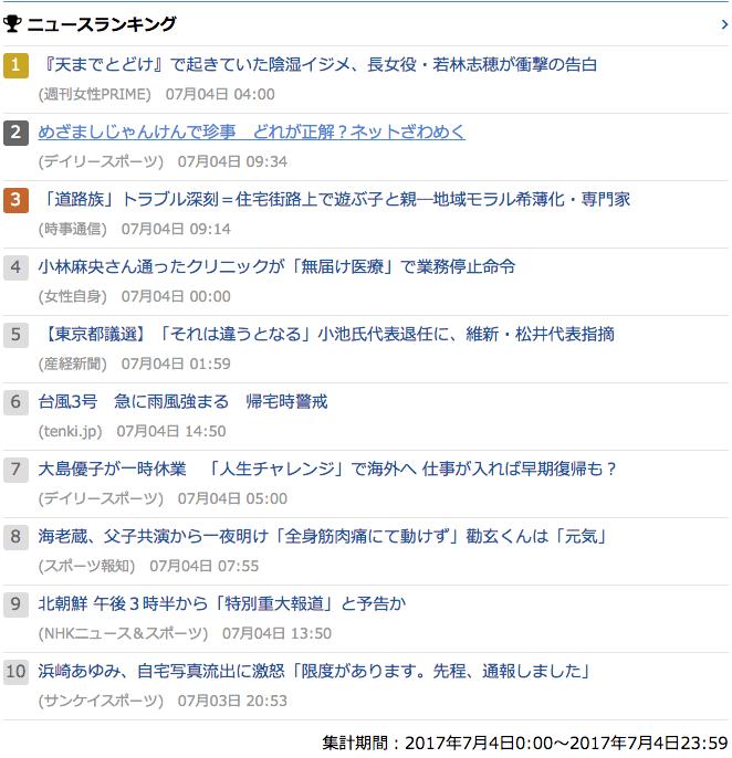 2017-07-04_火_gooランキング
