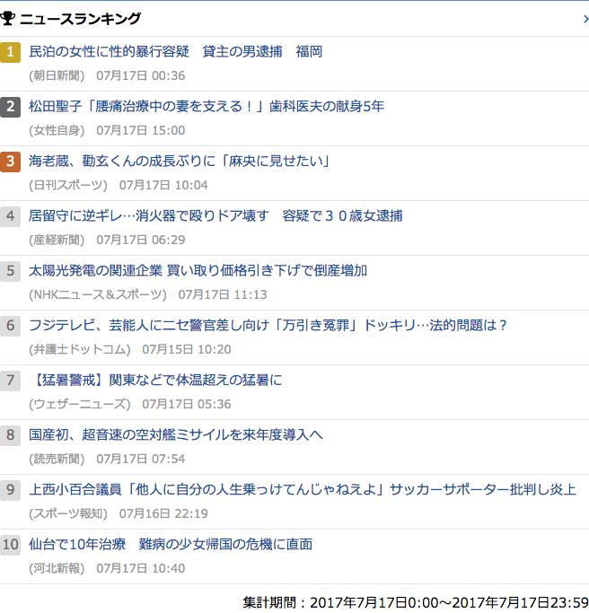 2017-07-17_月_gooランキング