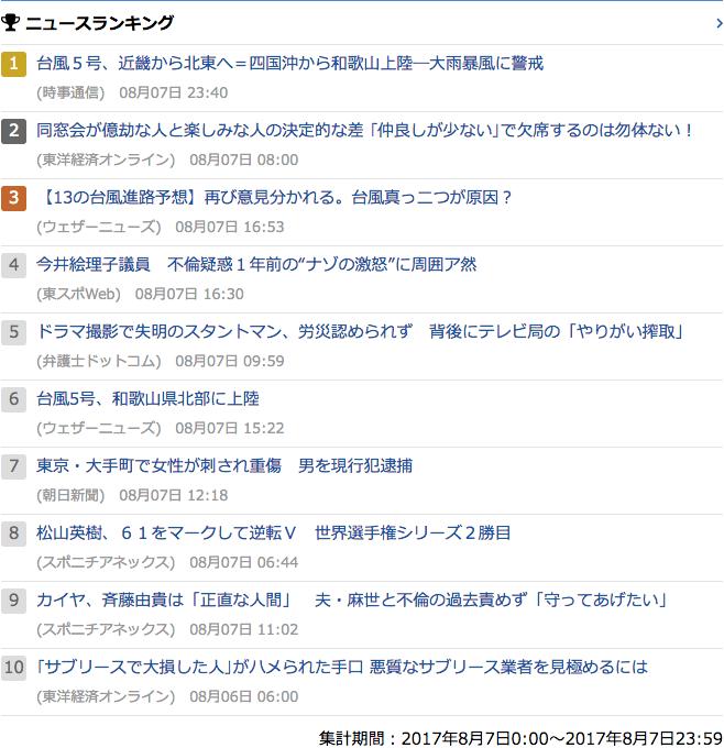 2017-08-07_月_gooランキング