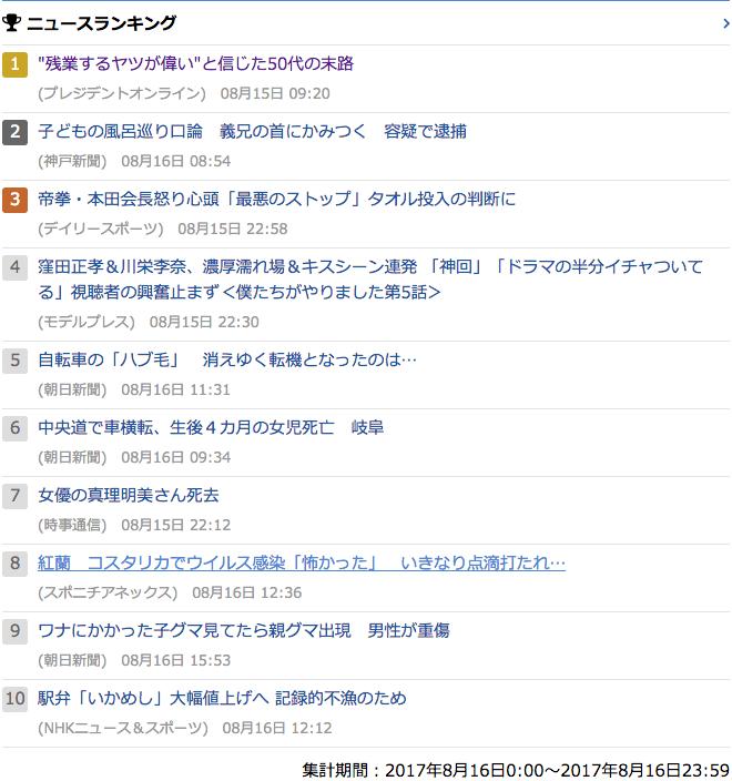 2017-08-16_水_gooランキング