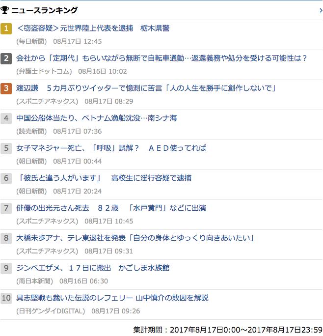 2017-08-17_木_gooランキング