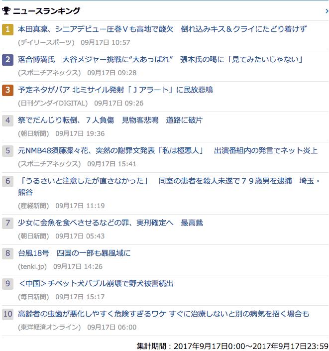 2017-09-17_日_gooランキング