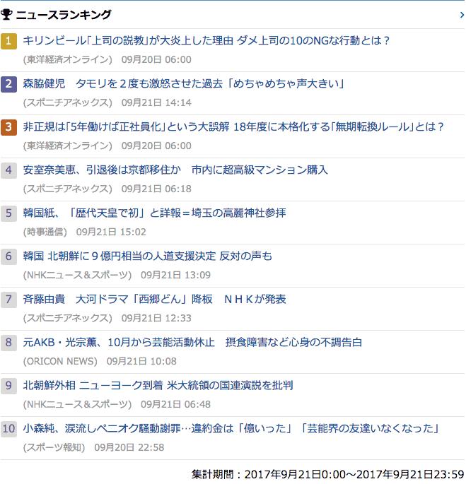 2017-09-21_木_gooランキング