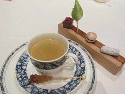 2017-5-15 コーヒー・茶菓子