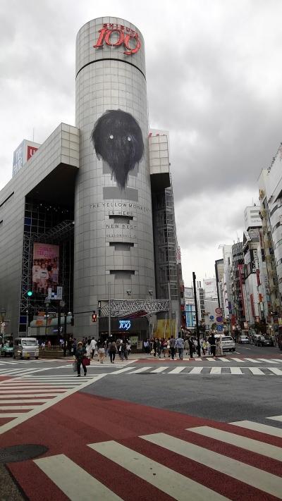 渋谷109 20170525
