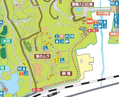 吉野ヶ里map①