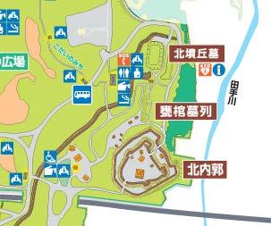 吉野ヶ里map③