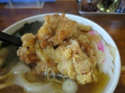 足利麺唐揚げ