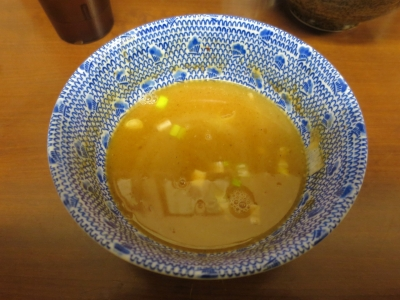 次念序スープ割