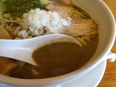 とみ田スープ
