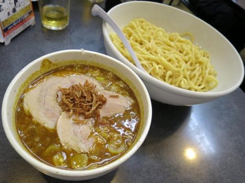 ホンマつけ麺