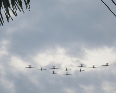 Aircrafts over Balibago (20)