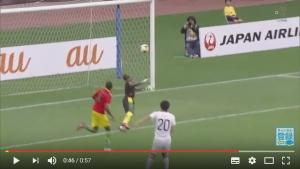 OBのU16日本代表 西川潤選手が『U-16 INTERNATIONAL DREAM CUP 2017』出場ゴールを決めて逆転優勝に大きく貢献!