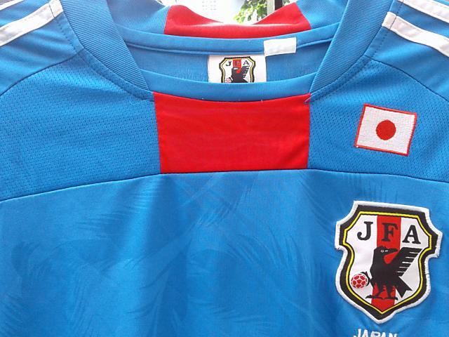 日本代表ユニフォーム2