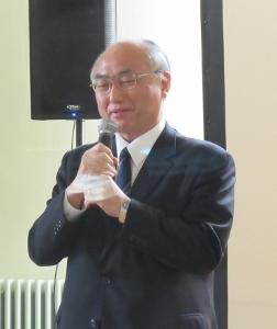 日本総領事のあいさつ