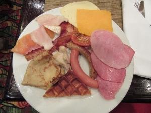 僕がとった朝食