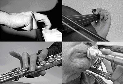 音楽家の震戦