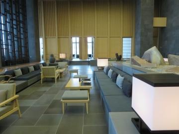 33階ホテルロビー