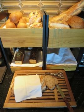 クラブラウンジ フードプレゼンテーション(朝食) (2)