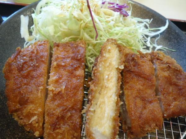 7/2 松乃屋・ロースカツ定食