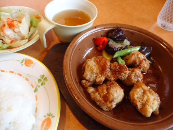 7/18 サイゼリヤ・鶏肉のオーブン焼き