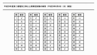 電気工事士試験解答jpg