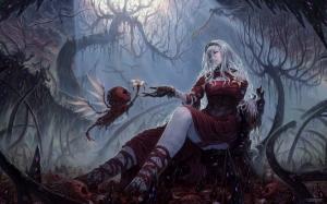 鉄血の女王