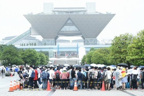 【C92】「コミックマーケット92」が閉幕。3日で50万人が来場