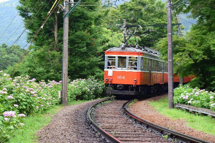 176-Emi-箱根登山電車レトロ車両