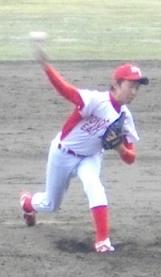 トヨタ・沼田投手