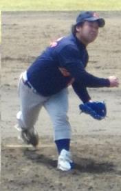 前沢・小野寺投手
